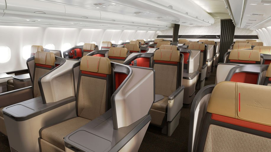Images of the new @flysaa #A330 business class. https://t.co/HrSQ0Qa2zY https://t.co/3Nnm6WXBP5