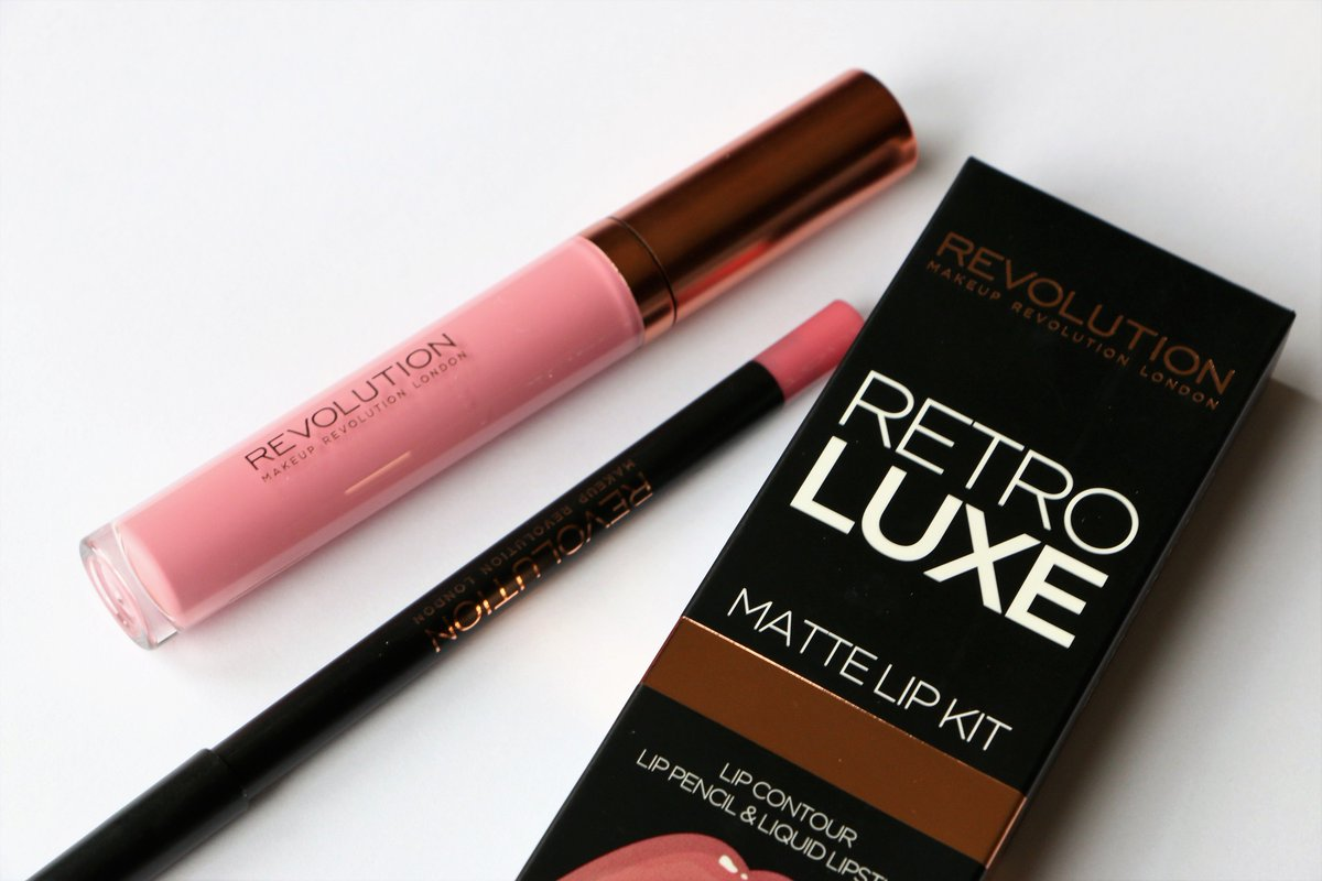 Superdrug On Twitter Back In Stock Make Up Revolution Retro Luxe
