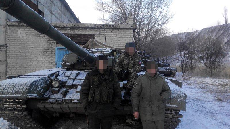 Четверо украинских военных пострадали сегодня от обстрелов боевиков, - Матюхин - Цензор.НЕТ 443