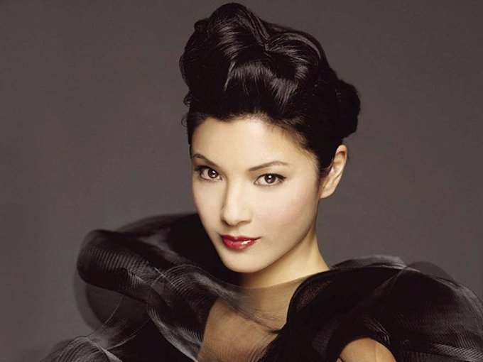 Happy Birthday. Today Feb 13, 1968 Kelly Hu, American model and actress was born.   (