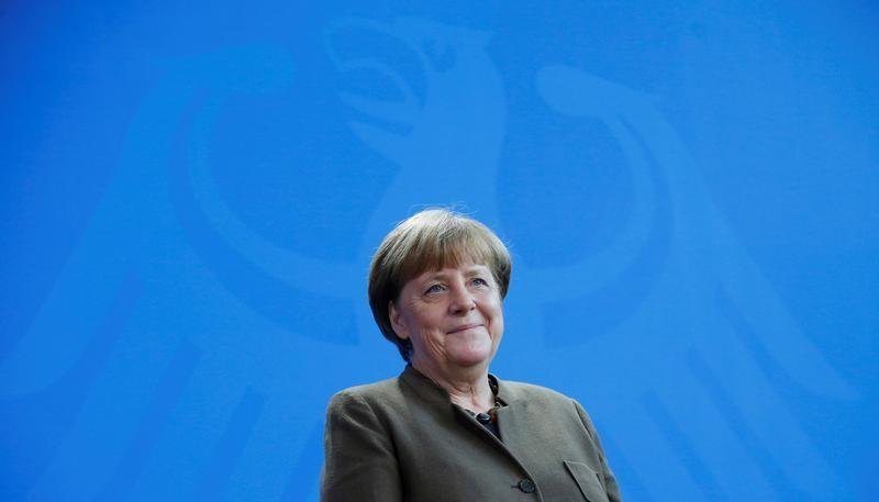 Germany committed to Greece bailout programme - Merkel spokesman