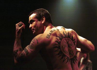 Happy Birthday, Henry Rollins!