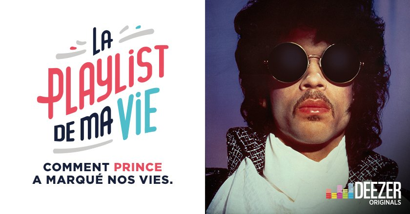 Premier baiser, #SuperBowl, live incroyables… Ils reviennent sur ces morceaux de #Prince qui ont marqué leurs vies  http:// dzr.fm/PrinceList  &nbsp;  <br>http://pic.twitter.com/IEfsOqsfVC