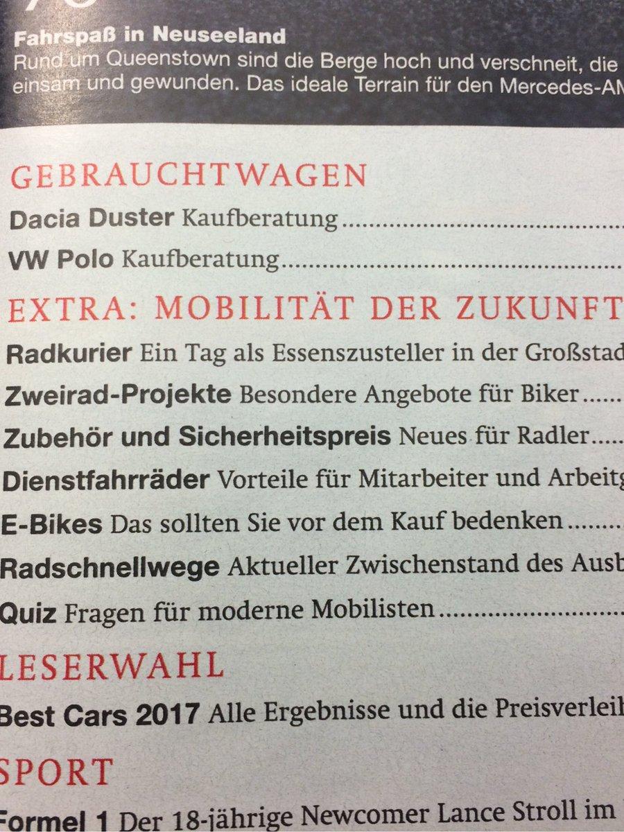 Adfc Köln On Twitter Die Zeitschrift Auto Motor Und Sport Bringt