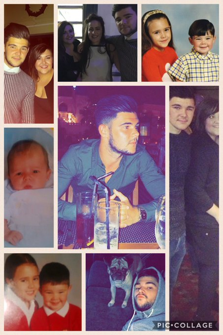 Happy Birthday to my little brother hope you have an amazing day    xx