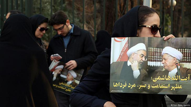 #Iran following the death of #Rafsanjani - On a knife edge  http:// en.qantara.de/node/26595  &nbsp;  <br>http://pic.twitter.com/ustkxpECQX