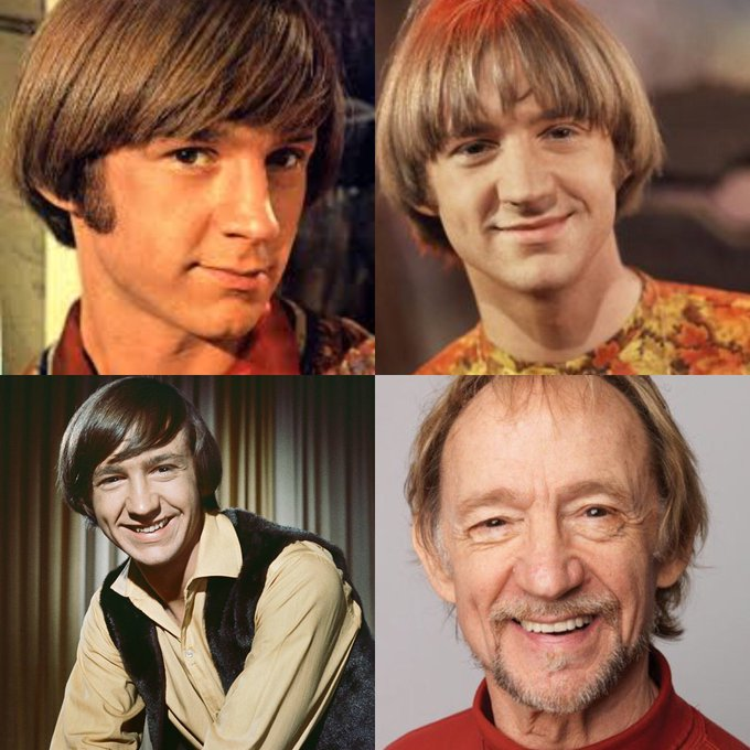 A very Happy 75th Birthday to Peter Tork of The Monkees!!!