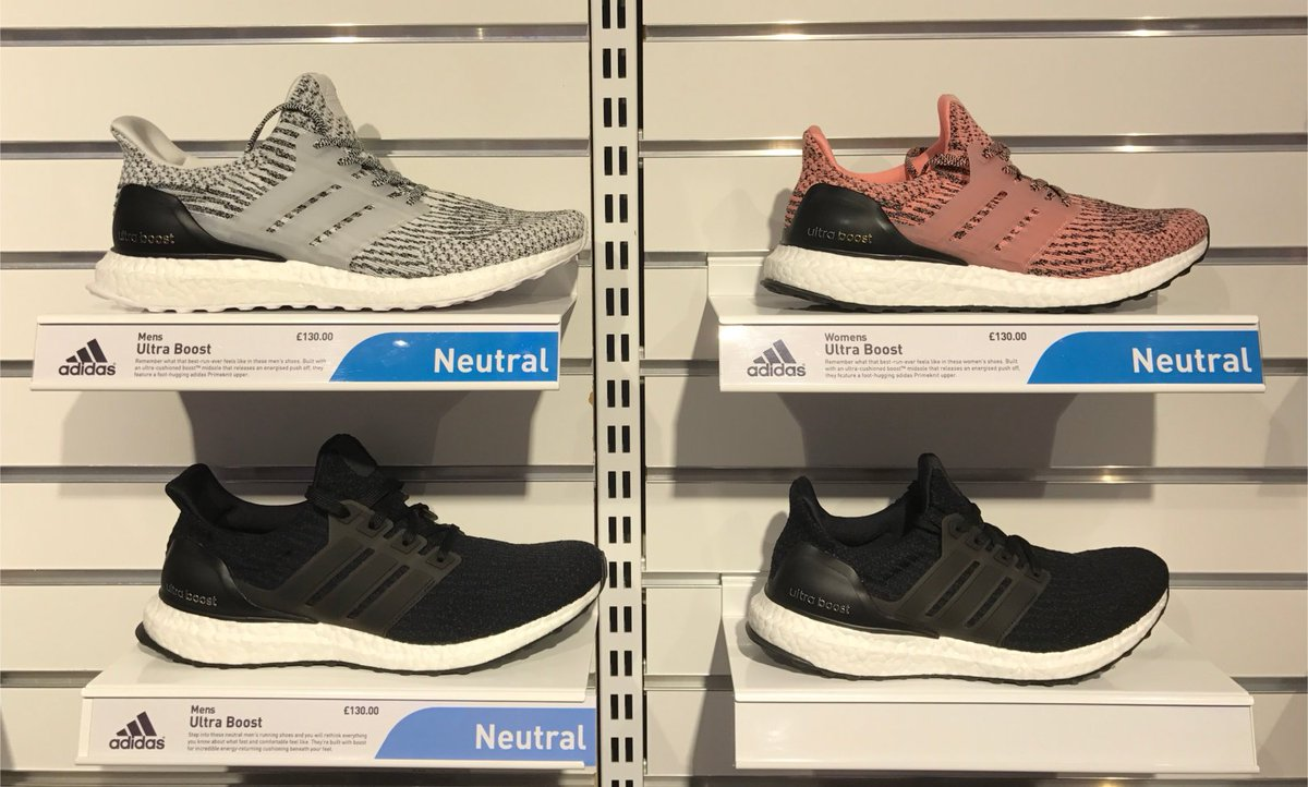 info for ffd51 5deb1 Adidas Ultra Boost 2017 - Limited Edition Oreo   Salmon Pink colourway.  Available now. Ring to order or visit us in store.  01522537311pic.twitter.com  ...