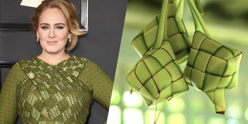 Mencari inspirasi untuk fesyen raya? Kak @Adele dah ready nak beraya. #DigiFun #Grammys https://t.co/a5y2stARNC