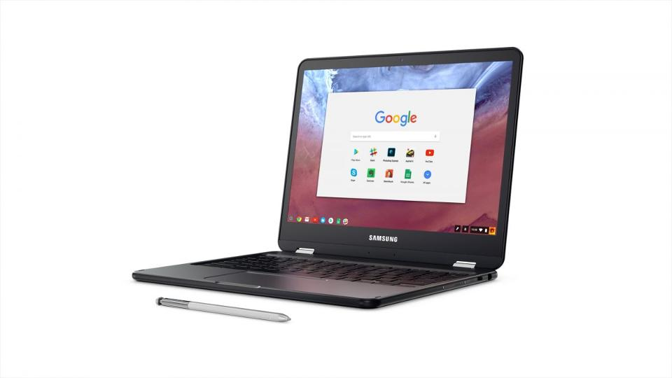 Samsung's shiny new Chromebook Pro is a Macbook killer