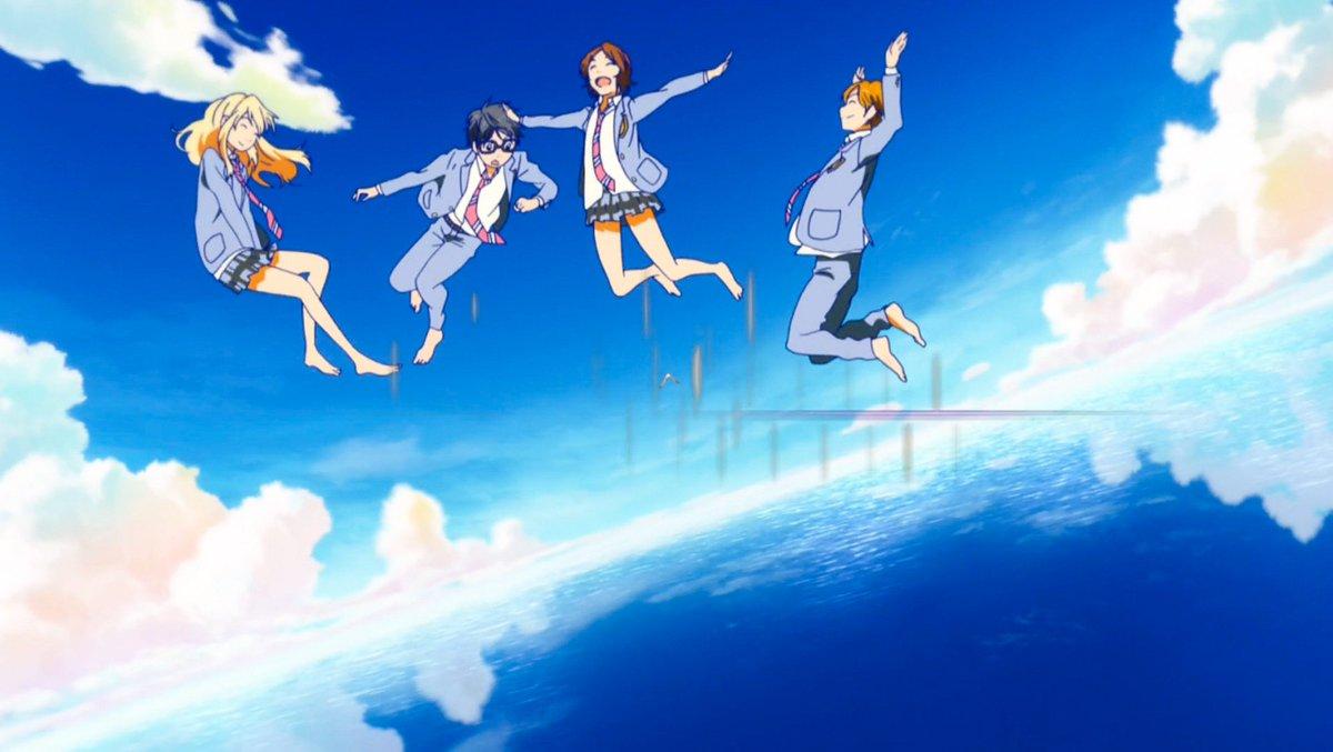 Randomboard On Twitter Wallpaper Shigatsu Wa Kimi No Uso