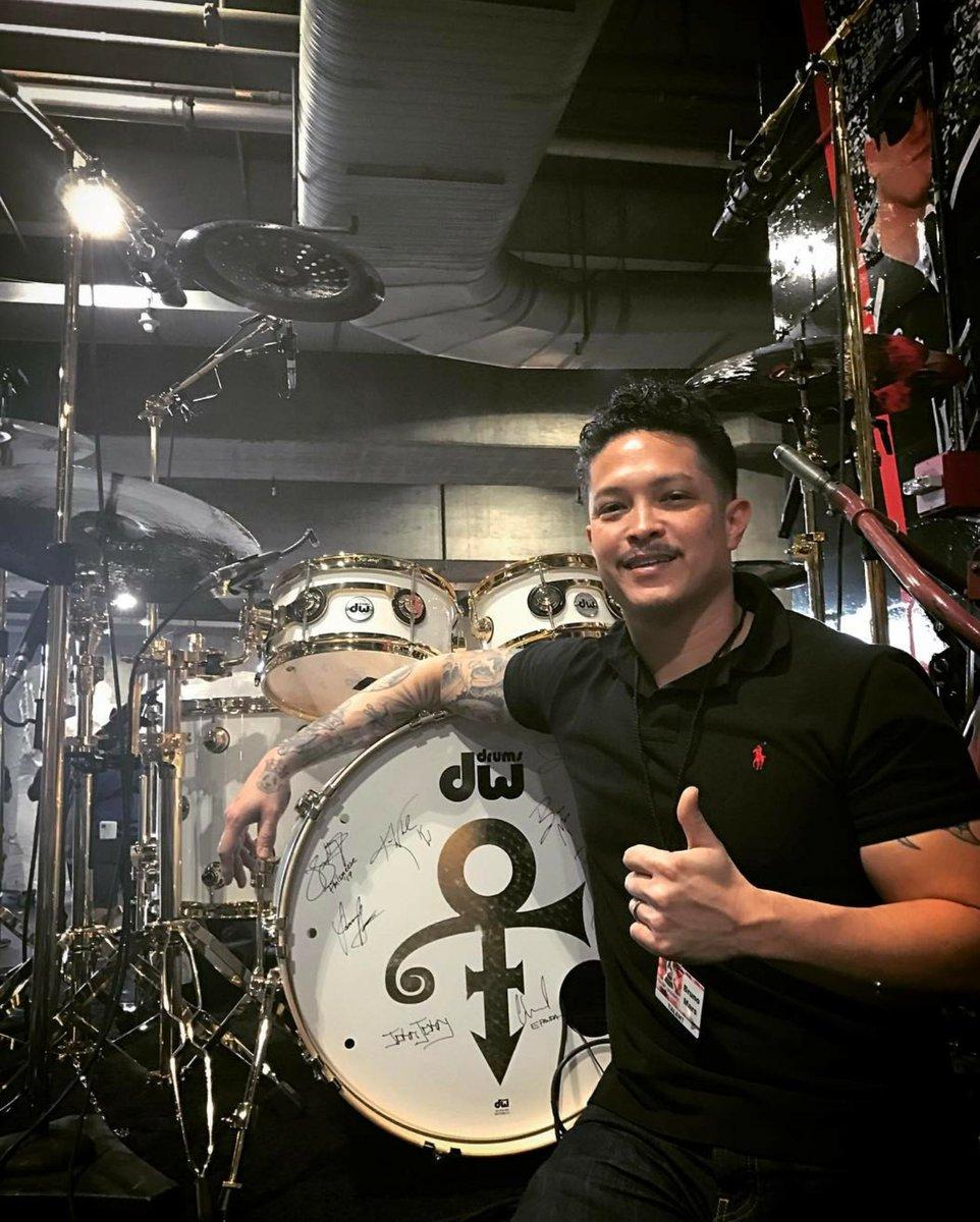 Eric hernandez drummer