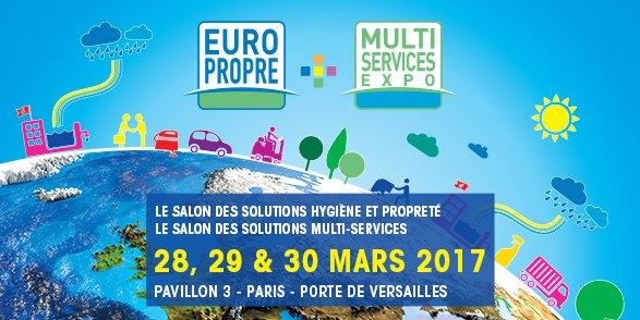 Multiservice on for Salon europropre