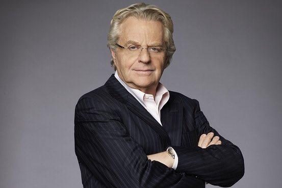 Happy Birthday to shock TV host Jerry Springer
