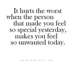 when someone you love hurts
