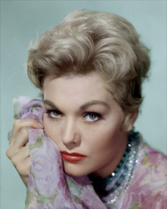 Happy Birthday. Today Feb 13, 1933 Kim Novak, American actress and singer was born.   (