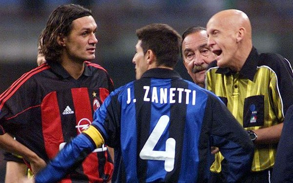 Happy Birthday Pierluigi Collina The only referee to go down in history as a legend of the game.