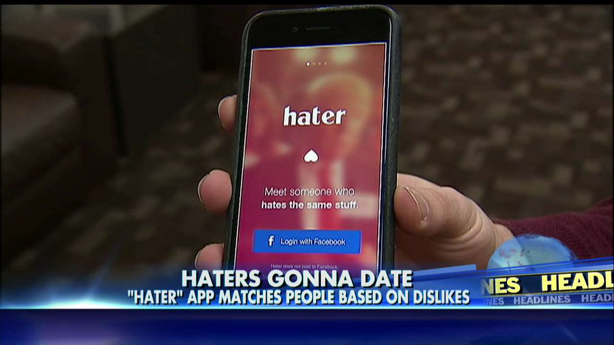 new dating app based on dislikes There's a new dating app launched from texas, and its roots lie in professional sports leagues and college sports called bracket dating app, it's a.