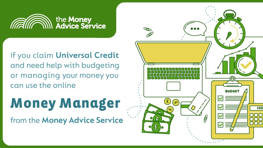 dwp press office on twitter money manager yourmoneyadvice free