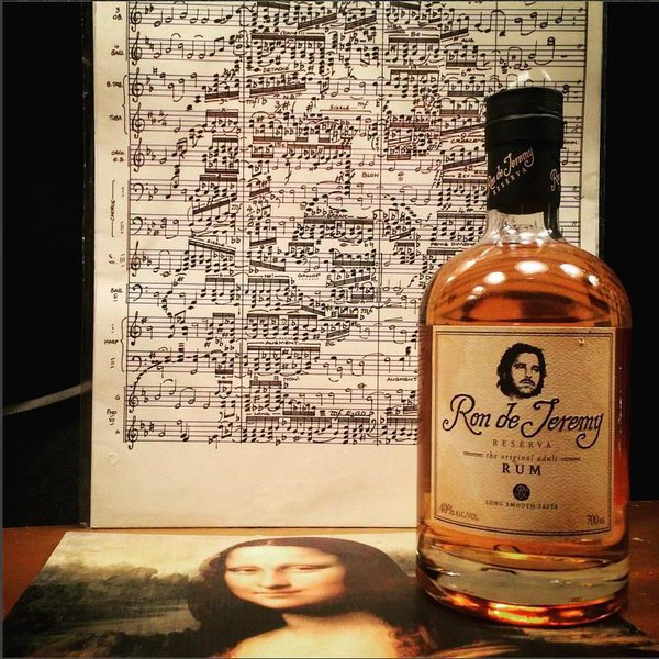 Ronday of treasures! #treasures at #home #rondejeremyrum #frankzappa &amp; #monalisa #ASNEvents  http:// ow.ly/SxQG308X0AW  &nbsp;  <br>http://pic.twitter.com/7mJ6xhFdrZ