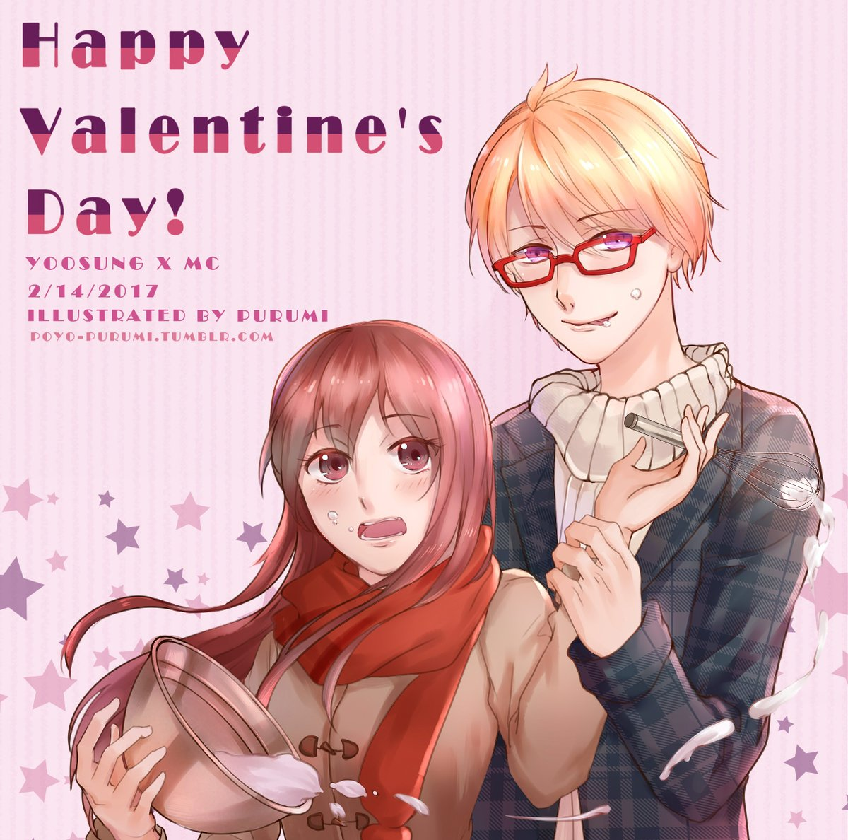 Purumi On Twitter Happy Valentine S Day ノ Valentine S