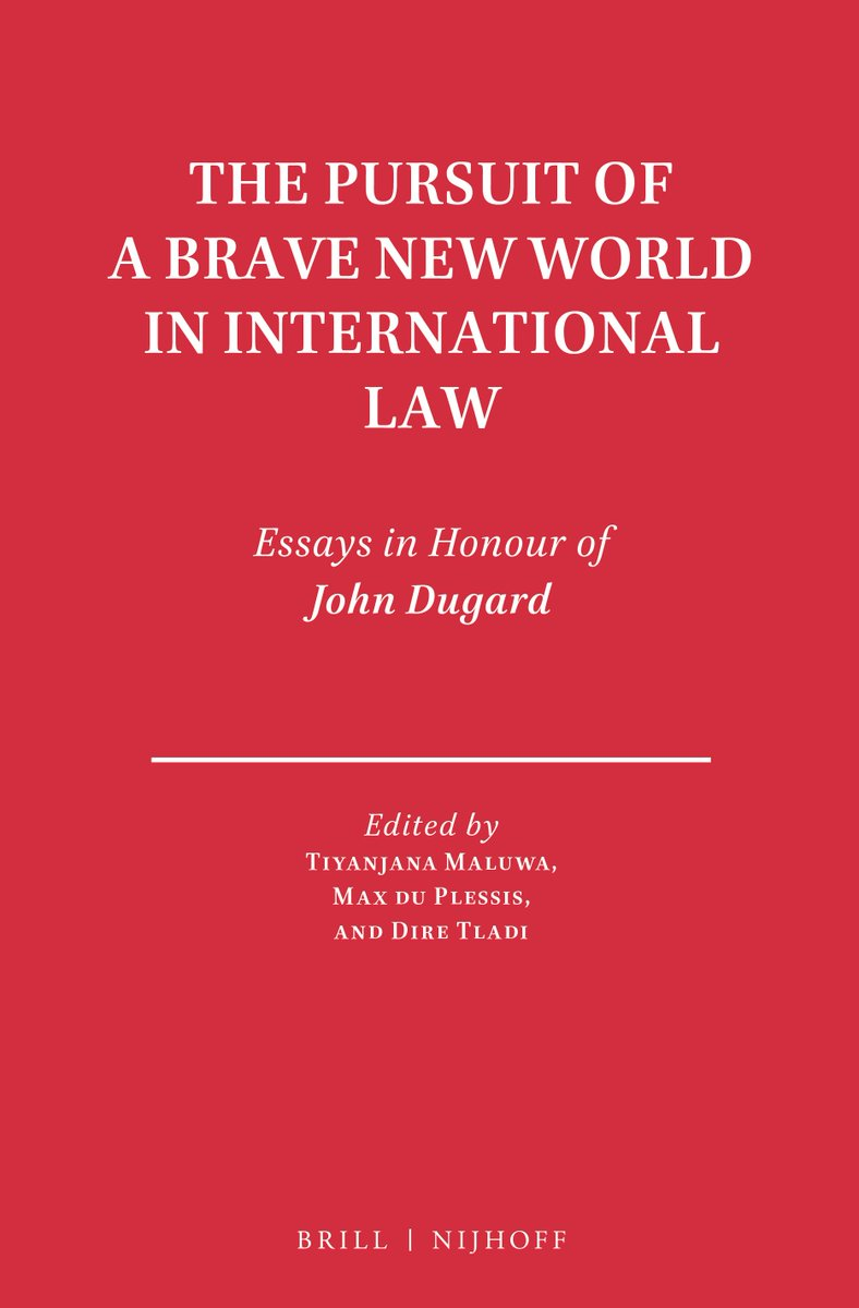 larissa vd herik lvdherik twitter the pursuit of a brave new world in international law on human rights int law terrorism and int criminal justice