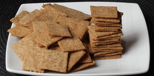 On the go toronto on twitter make your own homemade wheat thins make your own homemade wheat thins the perfect snack for people on the go get the goodingrain recipe here solutioingenieria Gallery