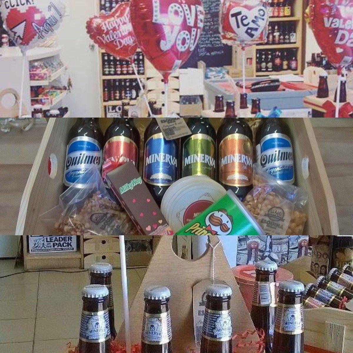 All you need is...Beer!!! #esquinaedison #regalos #sanvalentin  http:// fb.com/esquina  &nbsp;   edison<br>http://pic.twitter.com/MTc3WdUhkt