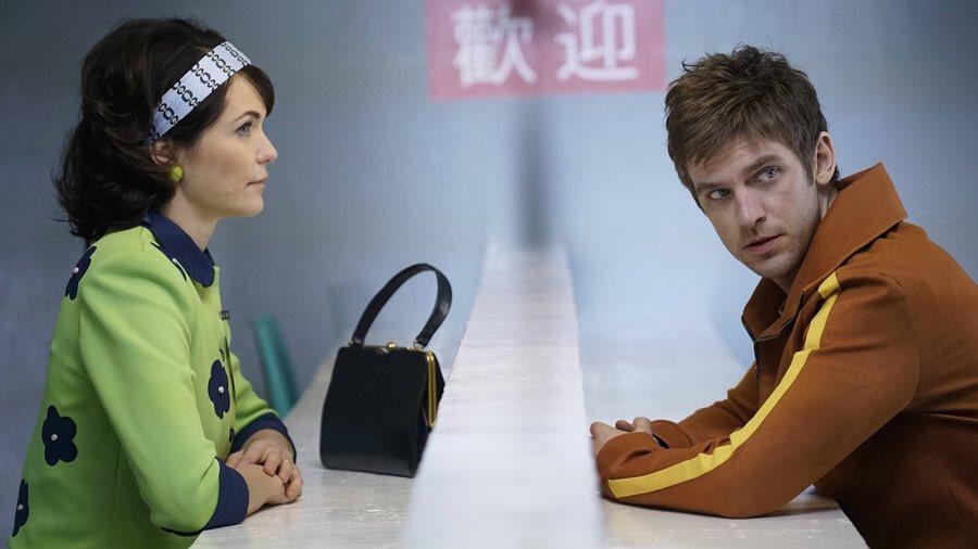 #ICYMI Dan Stevens and his take on the TV adaptation of Marvel's 'Legi...