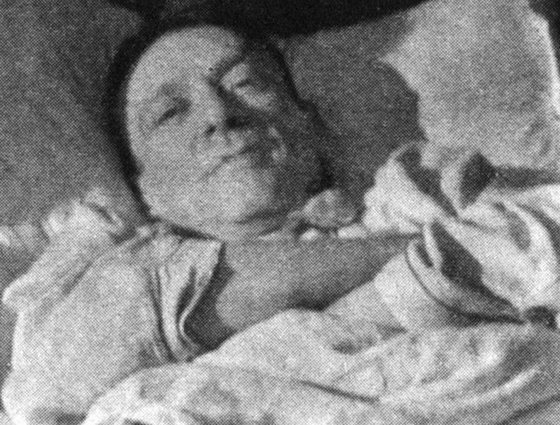 Смерть Булгакова