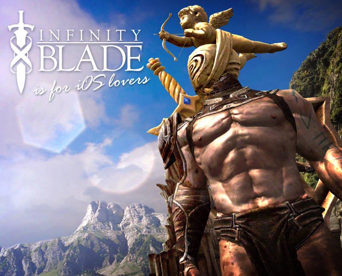 Infinity Blade on Twitter:
