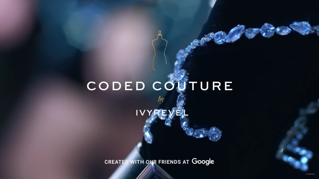 Nouvel #Article sur le blog #MBADMB  Coded-Couture: la Data Dress sur mesure par #Google et #HM  https:// lc.cx/JYCi  &nbsp;  <br>http://pic.twitter.com/npV4EcA7Tx