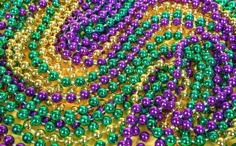 Mardi Gras Parade, schedule 2017