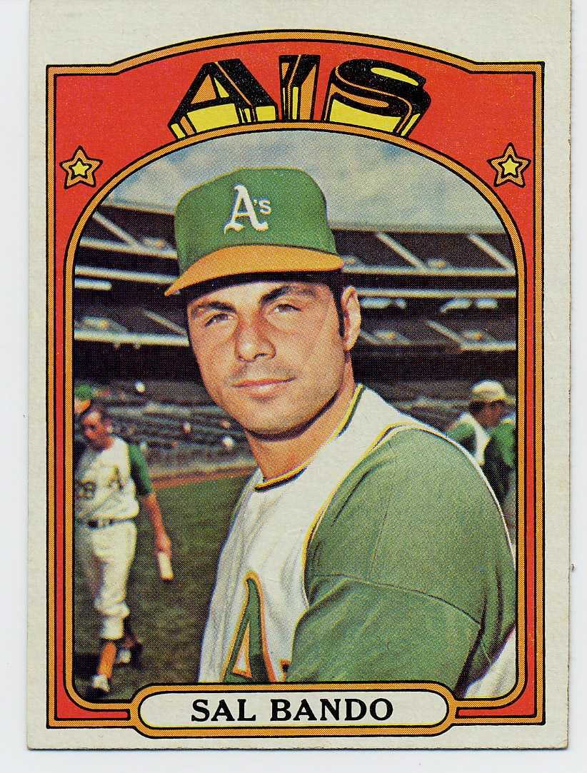 A happy 73rd birthday to Hall of Stats member Sal Bando!