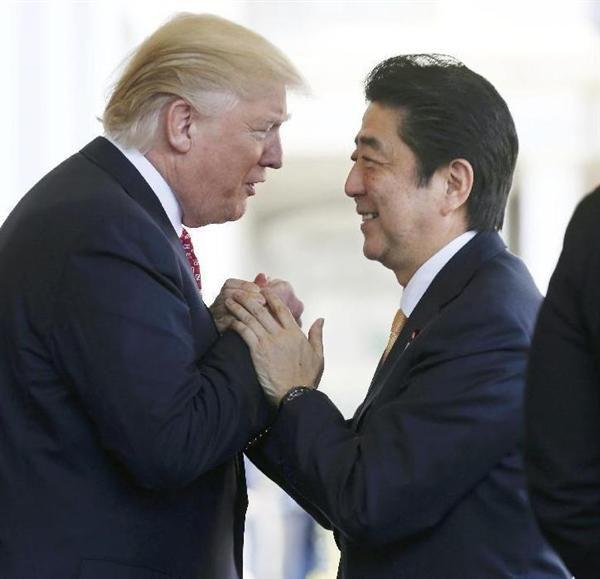 安倍晋三首相、米から帰国後に明言「安保条約、今後は確認不要」「北方領土交渉に米側も理解」 sanke…