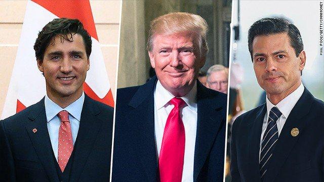 America's NAFTA nemesis is Canada, not Mexico https://t.co/Pe4fVCF1Mc via @CNNMoney