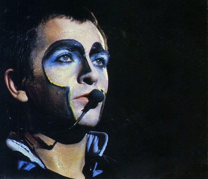 Happy \80s Birthday to my main man, Peter Gabriel!