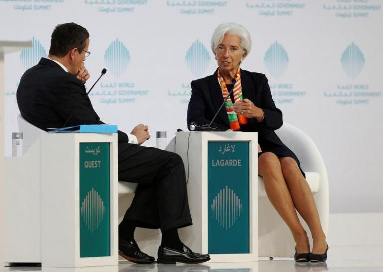 IMF can't cut special deal for Greece but debt solution possible -Lagarde