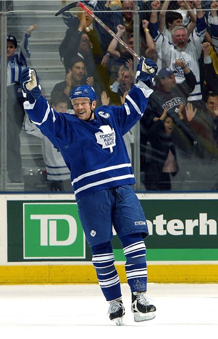 Happy Birthday Mats Sundin!!
