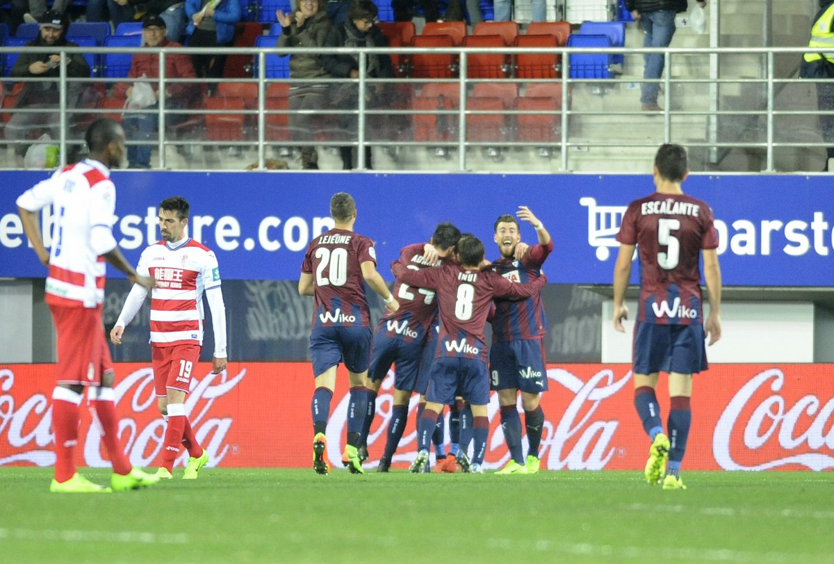 Video: Eibar vs Granada