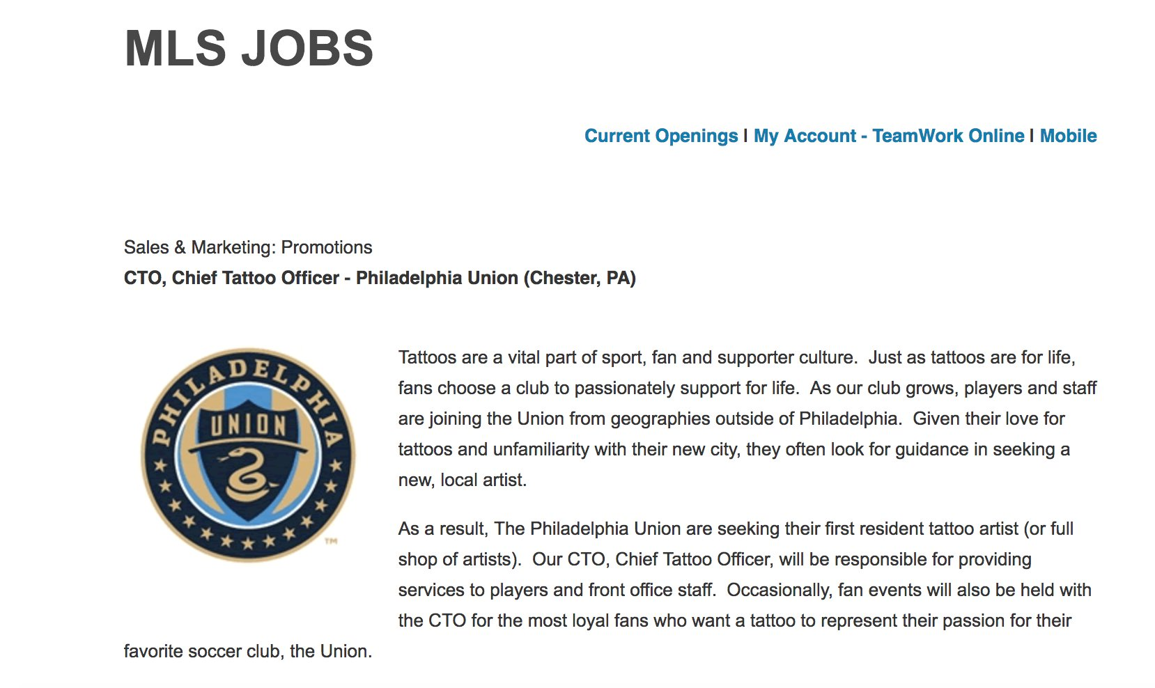 Graham Ruthven On Twitter So The At Philaunion Are Looking For A