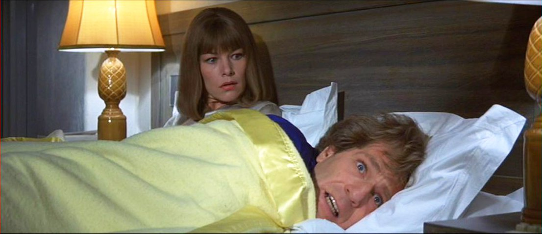 Happy 83rd Birthday, George Segal! Here w/Glenda Jackson in A TOUCH OF CLASS (1973)