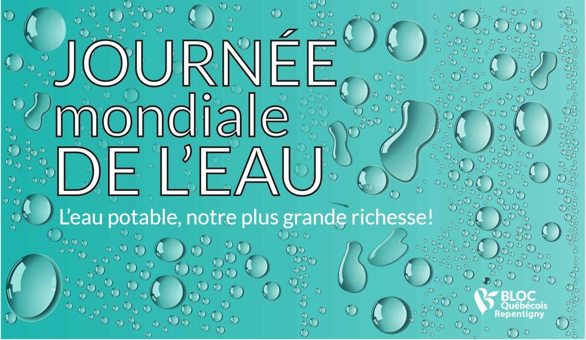 L'eau est au cœur de la vie. Le gvt Trudeau doit dire Non à #EnergieEst qui mettra en péril 830 de nos cours d'#eau #polcan #pipeline #polqc<br>http://pic.twitter.com/VKTS1EJTjK