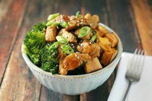 Chicken Teriyaki Bowl Recipe