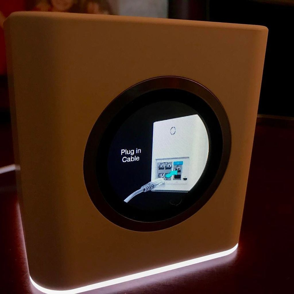 Gotta say, really like the helpful interface of @amplifihome #wifi #mesh #router! • • • #tech #gadget #wifirouter #… https://t.co/8N2h4NJE4J