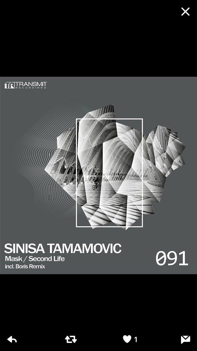 New one on @TransmitRec from my man @SinisaTamamovic grab ur copy now https://t.co/yTJOv0lnOX https://t.co/5F0AgeaG6m