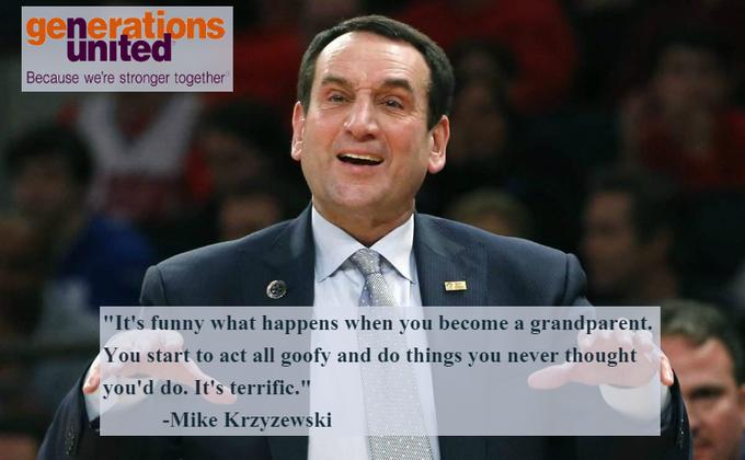 Happy 70th Birthday to basketball head coach, Mike Krzyzewski!