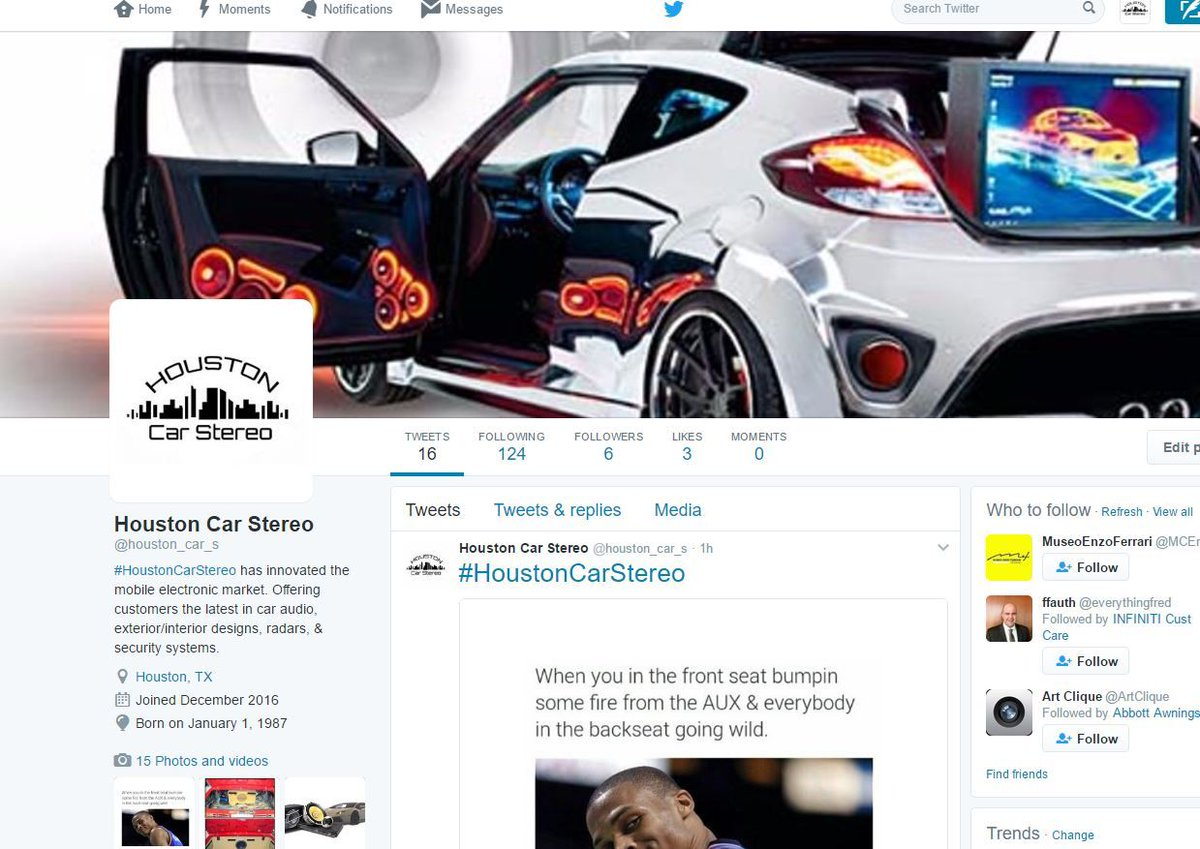 Houston Car Stereo Houston Car S Twitter
