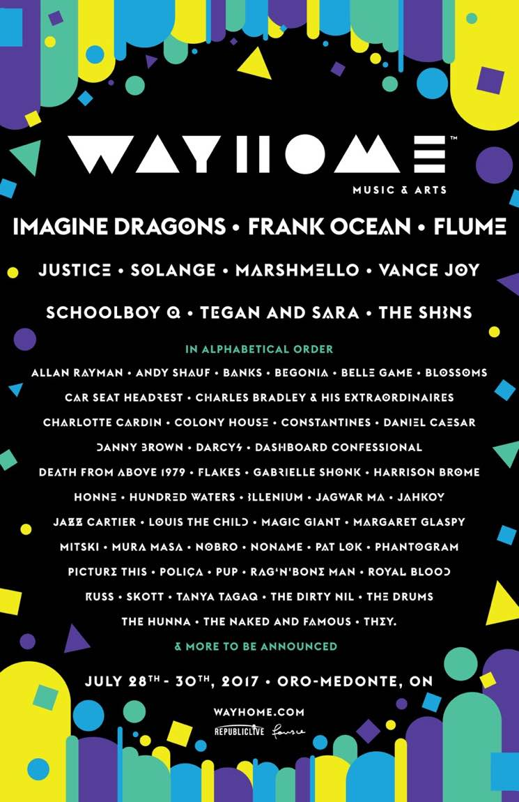 WayHome Festival is Offering Fyre Festival Survivors Free Tickets