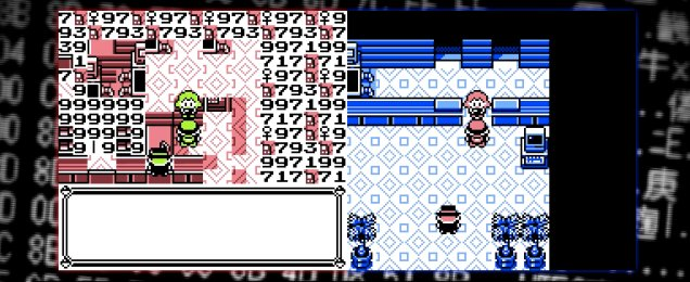 "Someone created a Pokémon Red and Blue ""virus"", and it's wild"